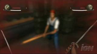Red Steel Nintendo Wii Video - Video Review (480p)