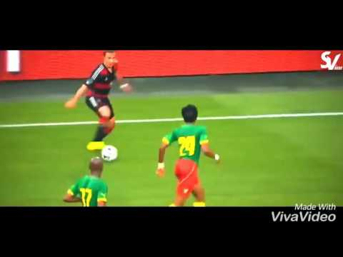 Mario Gotze - Skills & Dribbling