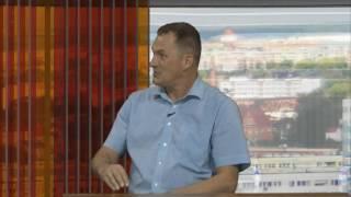 Gość Dnia - Jacek Szwagrzyk (wójt Gminy Gaworzyce) - 17.08.2016
