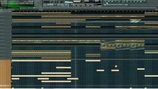 FL Studio 9 - Techno Gone Insane (Trance Techno Mix)