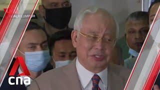 1MDB trial: Former Malaysian PM Najib sentenced to 12 years' jail