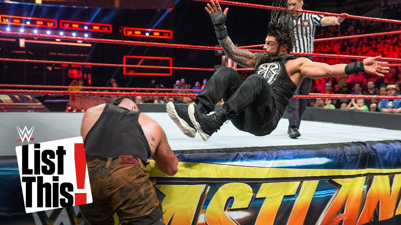 5 Superstars who beat Braun Strowman: WWE List This!