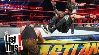 5 Superstars who beat Braun Strowman: WWE List This!