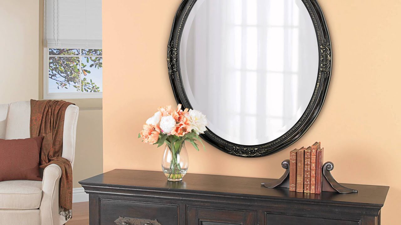Mirror Wall Decor - Decorating with Mirrors