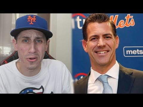 New York Mets Fan Reacts to New GM Brodie Van Wagenen