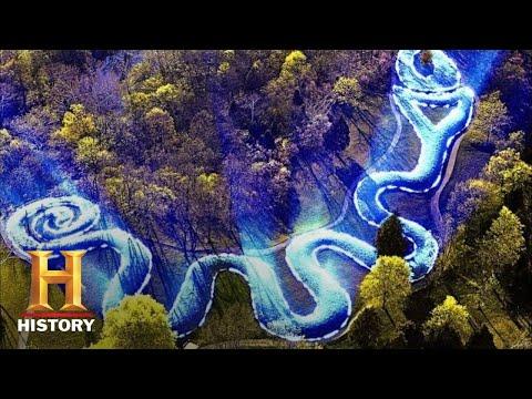 Ancient Aliens: Secrets of the Serpeant Mound (Season 9) | History