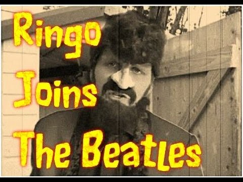 An Historic Beatles Moment - Ringo Joins The Band