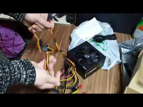 Zalman WattBit 500W 83+ ZM500-XE