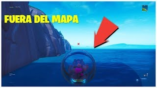 *NEW* Bug/Glitch OUT OF THE MAP (BOLONCHO) - FORTNITE PS4/XBOX/PC