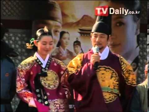 [ My Daily] 100318 Han Hyo Joo ~ Dong Yi Press conference