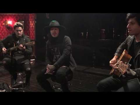 Escape The Fate - Breaking Me Down (Acoustic)