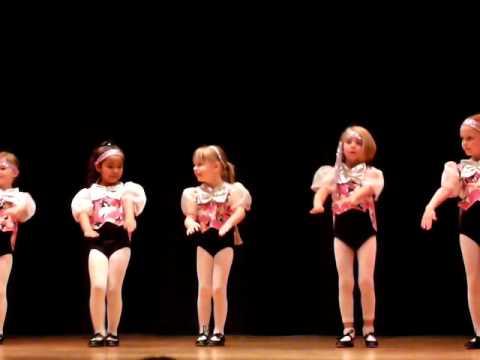 Nora Beth Ballet...Good Ship Lollipop
