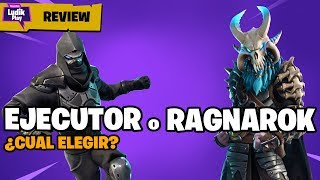 RAGNAROK OR TORMENT EXECUTOR OF KNIVES? FORTNITE SAVE THE WORLD SPANISH GUIDE