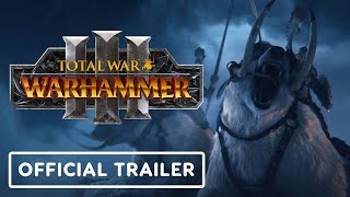 Total War: WARHAMMER 3 - Official Cinematic Announce Trailer