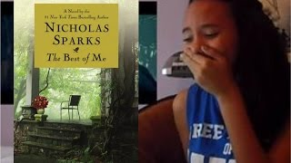 The Best of Me by Nicholas Sparks | Book review/ Trailer reaction