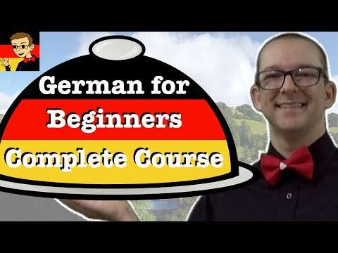 Learn German For Beginners Complete Course Level A1 - Learn German With Herr Antrim