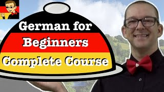 Learn German for Beginners Complete A1 German Course with Herr Antrim