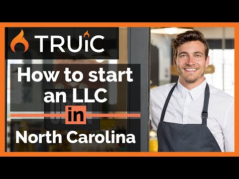 North Carolina LLC - How To Start An LLC In North Carolina - Short Version