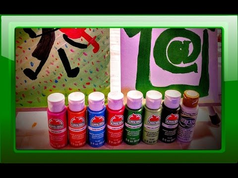 Le Barrel Acrylic Paint Art Supply Reviews 2