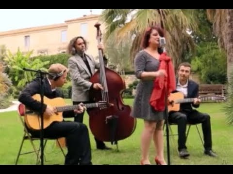 Hitched in France - The Chords Jazz Band in France