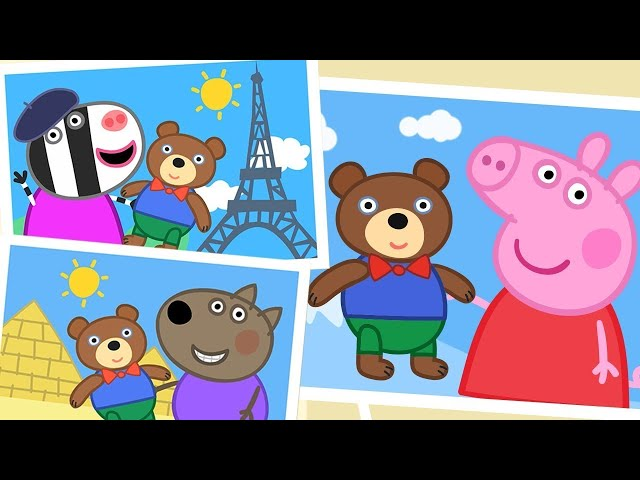 Peppa Pig's Show and Tell! #PeppaPig