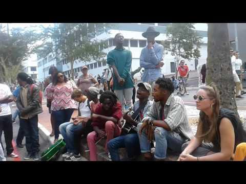 Cape Town Open Street 2017
