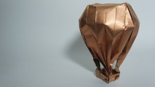 Origami Hot-air Balloon (jason Lin)