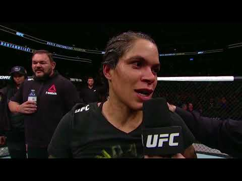 UFC 215: Amanda Nunes and Valentina Shevchenko Octagon Interviews