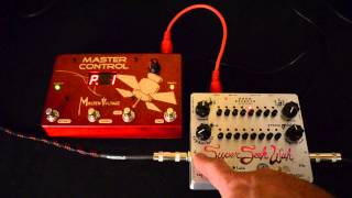 Zvex Super Seek Wah, Trem, and Ringtone - MIDI Setup Tutorial How To by Molten Voltage
