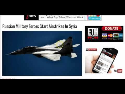 WW3 UPDATE:RUSSIA STRIKES SYRIA TELLS US TO FALL BACK...THE FIRE RISES!!