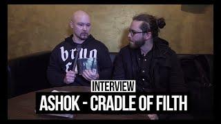 ASHOK: Cradle of Filth pořád fungují na bázi kamarádství