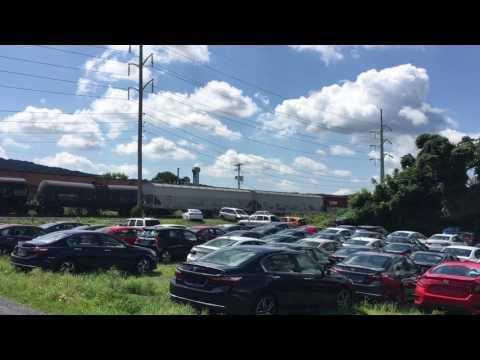 Norfolk Southern Allentown, PA, July  16, 2017.