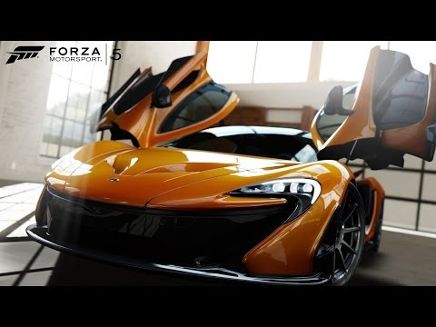 Forza Motorsport 5 : A Primeira Meia Hora
