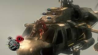 Zombie James heller freeroam gameplay #2 [PROTOTYPE®2]