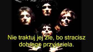 Queen - The Loser In The End (napisy PL)