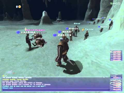 FFXI Gilgamesh Storm - Eco-warrior