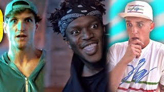 Logan Paul and Jake Paul Have Lost It Against KSI and His Diss Track