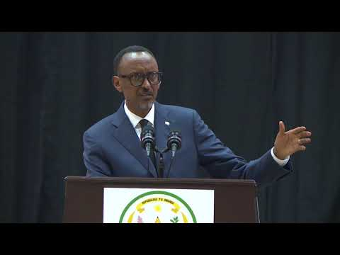 President Kagame speaks at Unity Club 21st Anniversary Dinner | Kigali, 27 October 2017