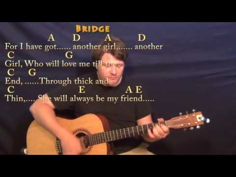 Another Girl (The Beatles) Guitar Cover Lesson with Chords/Lyrics