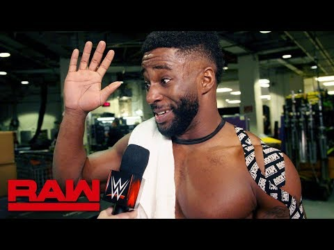 Cedric Alexander has dream night earning the Raw main event win: Raw Exclusive, Sept. 9, 2019