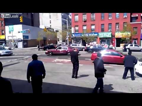 East Harlem Shooting: Cell Phone Footage