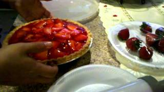 Old Fashioned Strawberry Pie Mmmmm