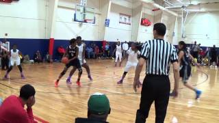 Cy Fair Team Ogwumike 2015 v DFW Elite T Jack