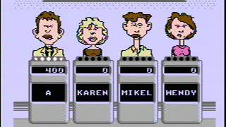 Jeopardy! - Online Game #2: Sibling Rivalry
