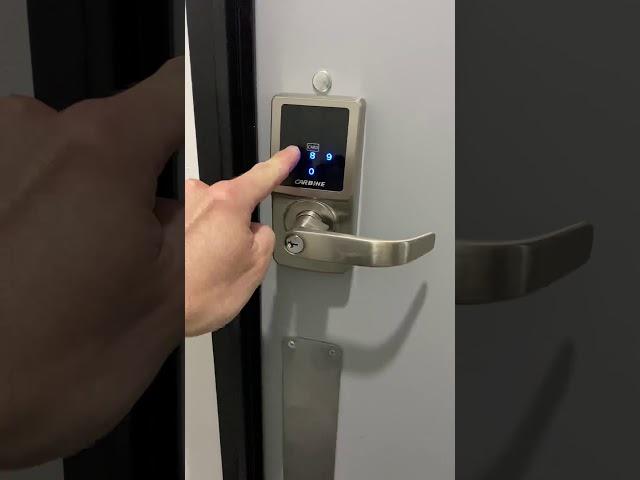 Digital lock installation Melbourne