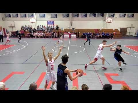 CCA versus Cumberland Valley Christian School  1-16-20