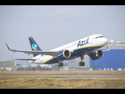FSX - VOO ENTRE RECIFE E BELEM REC-BEL - AIRBUS A320 214CFM Sharklets AZUL