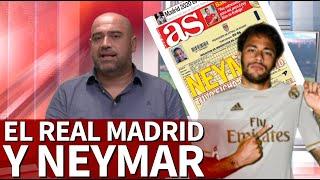Las Razones Por Las Que El Madrid Esta Mejor Posicionado Para El Fichaje De Neymar  Diario As