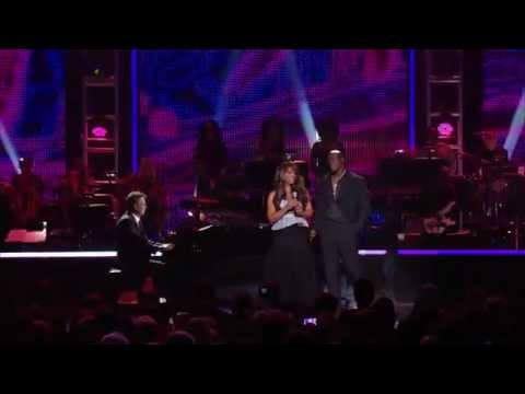 Donna Summer & Seal - On the Radio (live)
