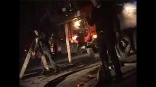 Хромая лошадь, последние часы клуба(Исходник видео, снятого в последнюю ночь сгоревшего пермского клуба